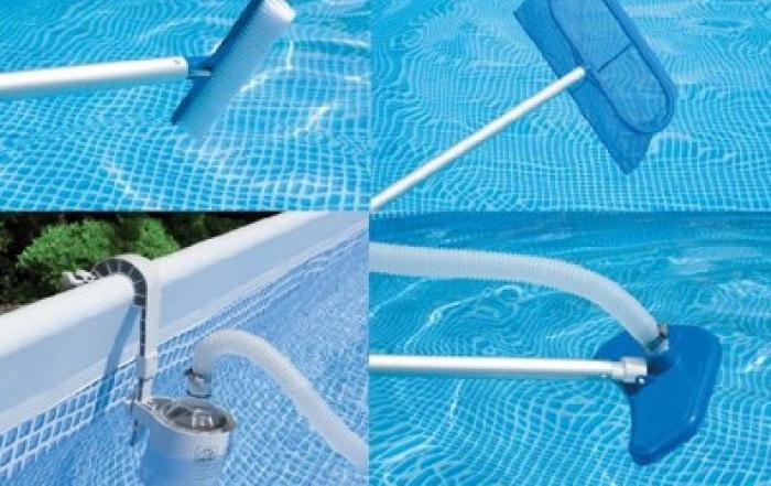 Mantenimiento de piscinas. Limpieza Consejos